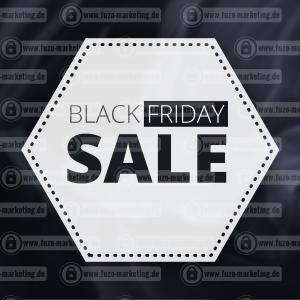 Facebook / Instagram #7 - Black Friday Sale