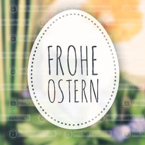 Facebook / Instagram #3 - Frohe Ostern