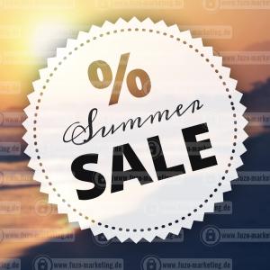 Facebook / Instagram #5 - Summer Sale