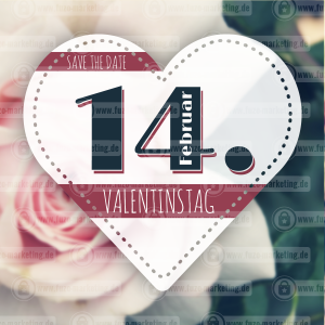 Facebook / Instagram #2 - Valentinstag
